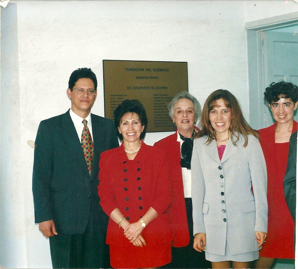 Agosto 4 de 1997 | Consecución de la Primera Sede ubicada en el Barrio el Campín.