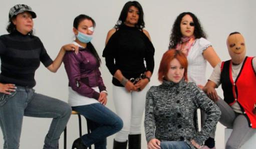 Febrero 3 de 2013 | Denuncia de agresiones por ácido a la mujer, ante la Consejería para la Equidad de la Mujer de la Presidencia de la República