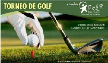 Julio 8 de 2016 | Primer Torneo de Golf a beneficio de Piel para Renacer organizado por Infomedia Services