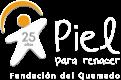 Logo Blanco y Amarillo Vertical
